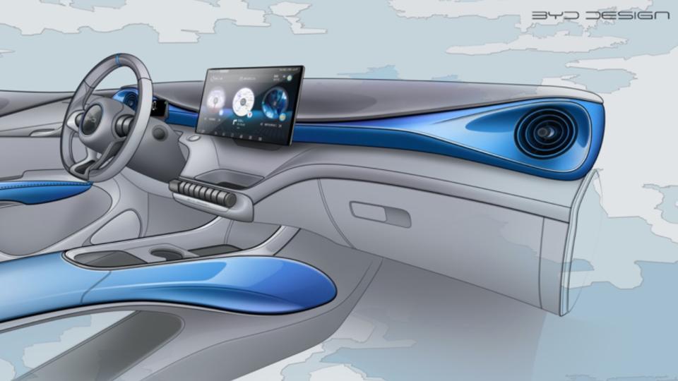 轴距2米7,比亚迪海豚要来了,有实力挑战本田飞度吗?