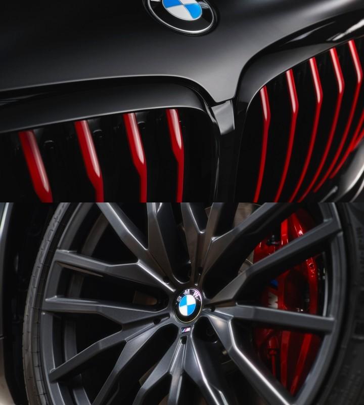 太黑了,宝马发表X5、X6、X7三款最黑特别车型