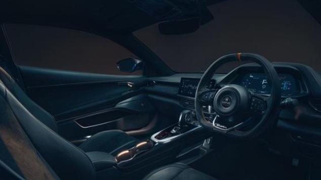 路特斯新车发布 该车将在明年正式开启全球交付