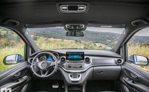 携高性能版本,新款奔驰V级即将上市
