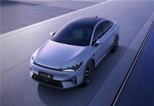 全球首款搭载激光雷达量产智能汽车,小鹏P5将于7月17日开启预售