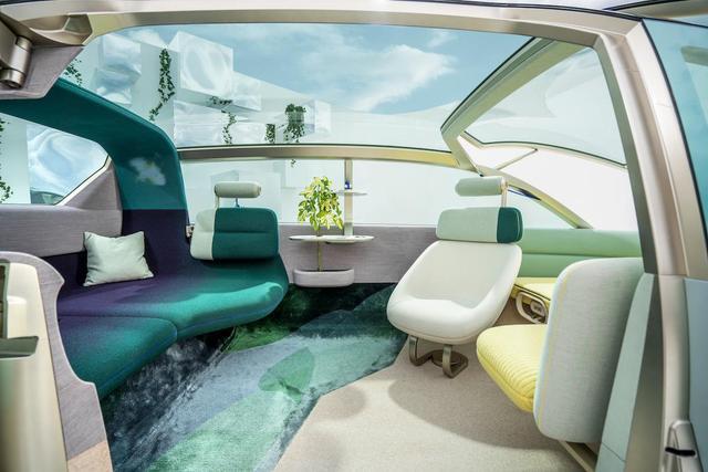 科技有意思丨MINI描绘未来汽车的样子