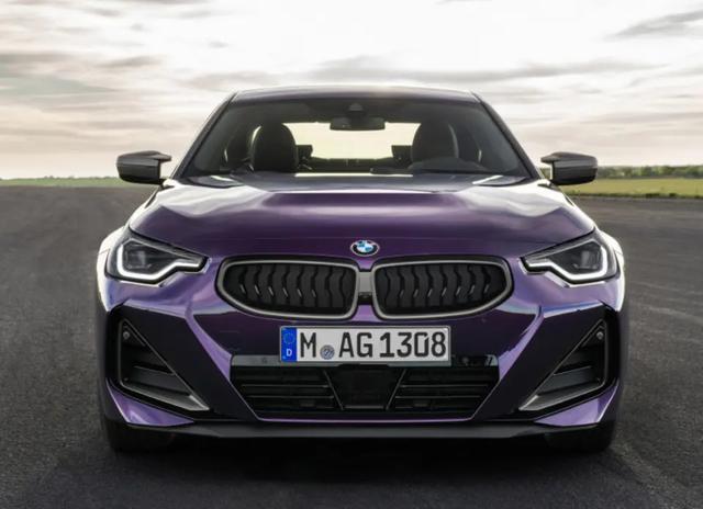 新宝马2系Coupe曝光,据说零百加速仅需4.3s!