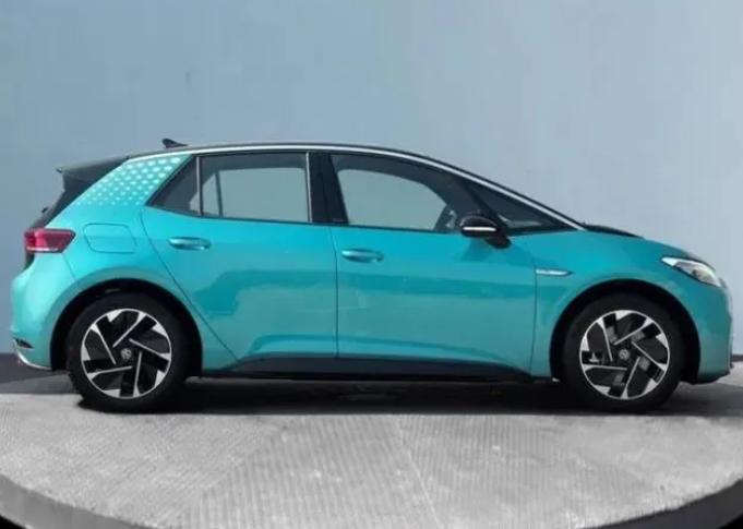 上汽大众纯电轿车ID.3X或12月上市,能扳回一局吗?