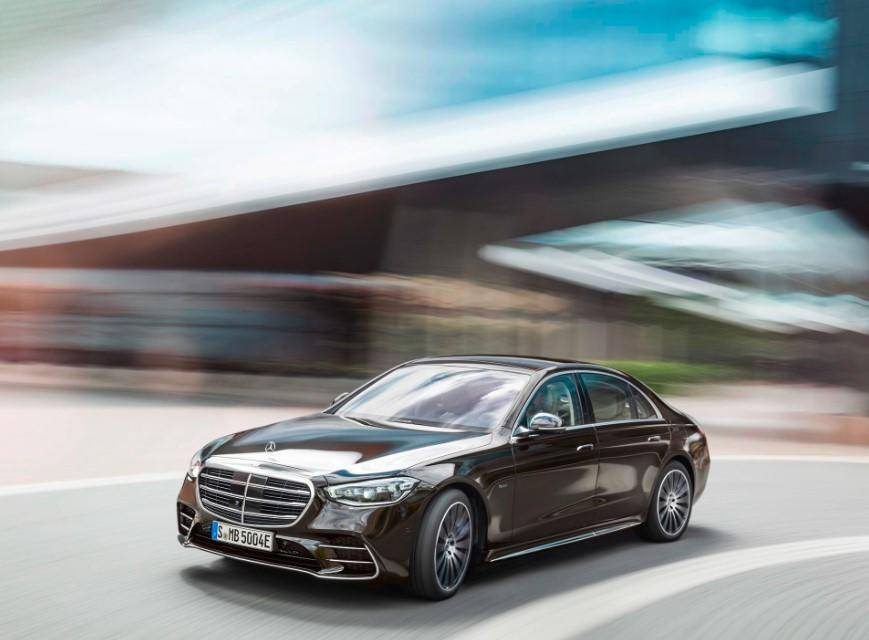 仅针对中国市场,新款奔驰S级或将换装2.5T发动机
