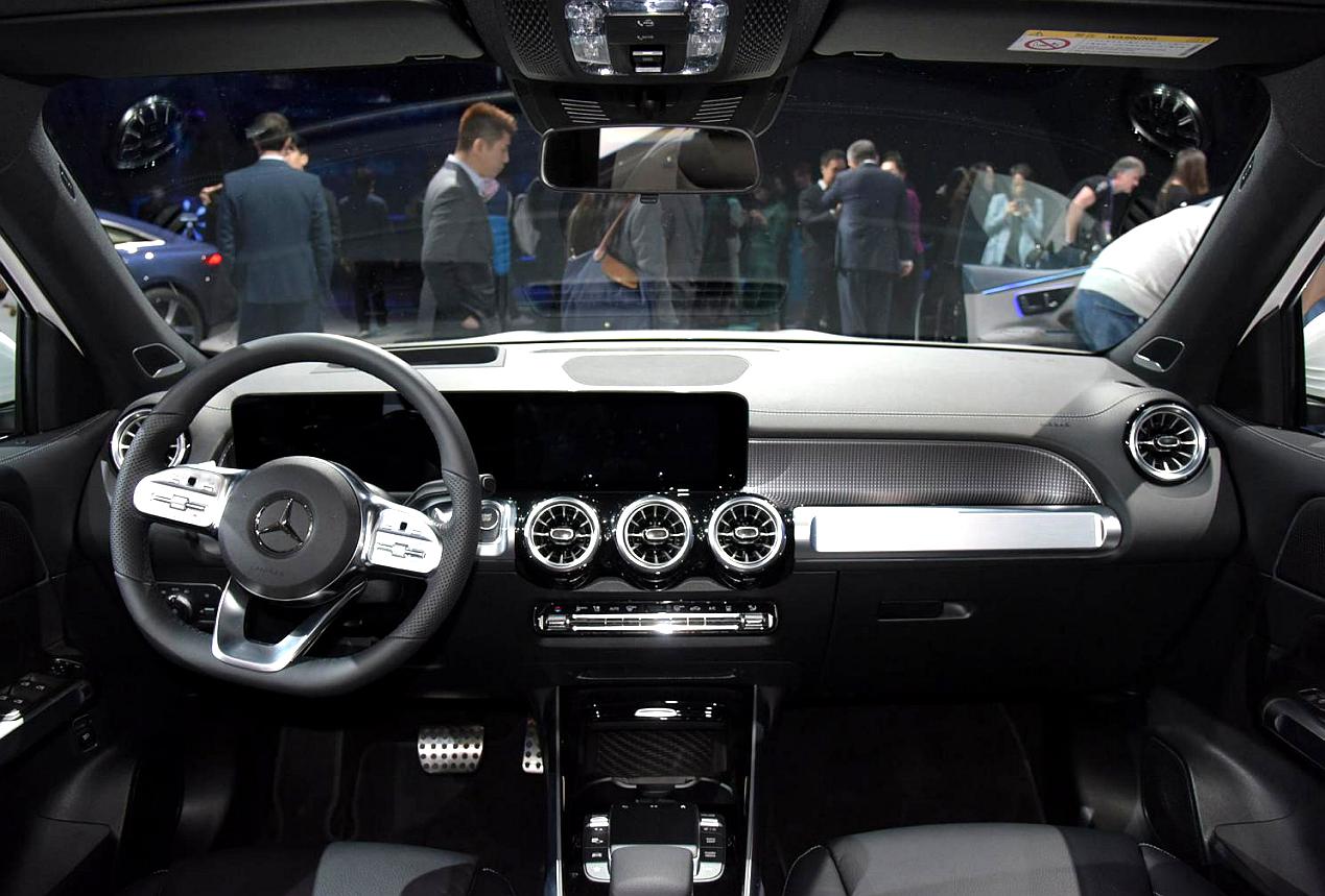 奔驰EQB国产版就要来了 大概率是限量版车型
