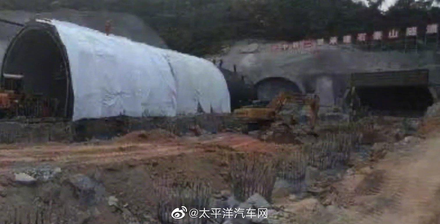 珠海隧道渗水,14人被困其中!