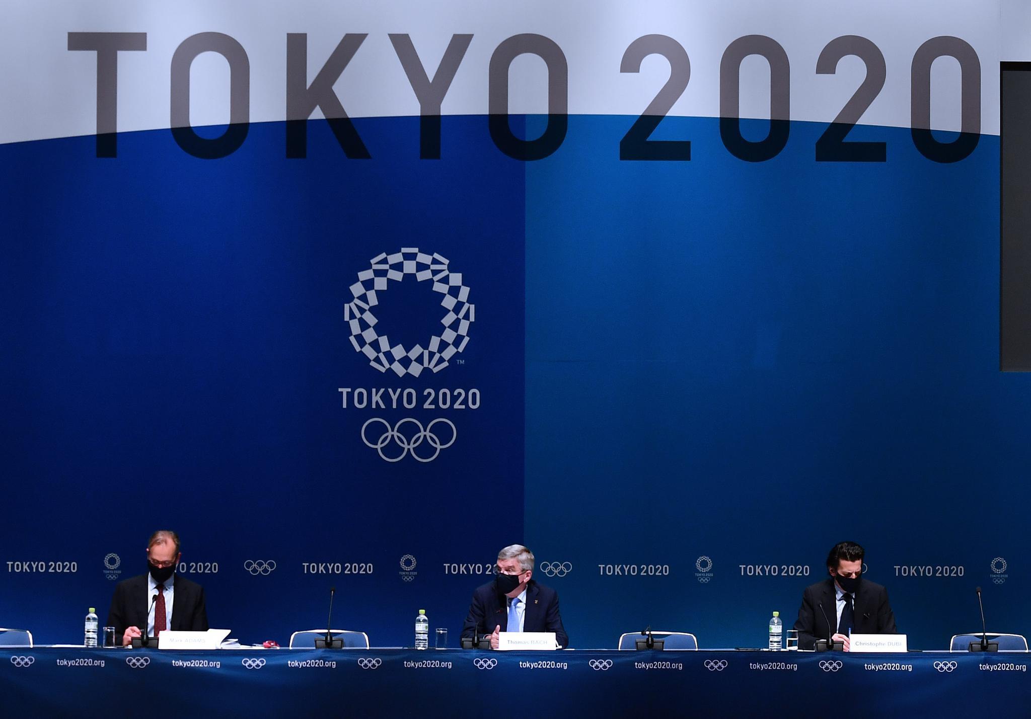 国际奥委会执委会举行新闻发布会插图
