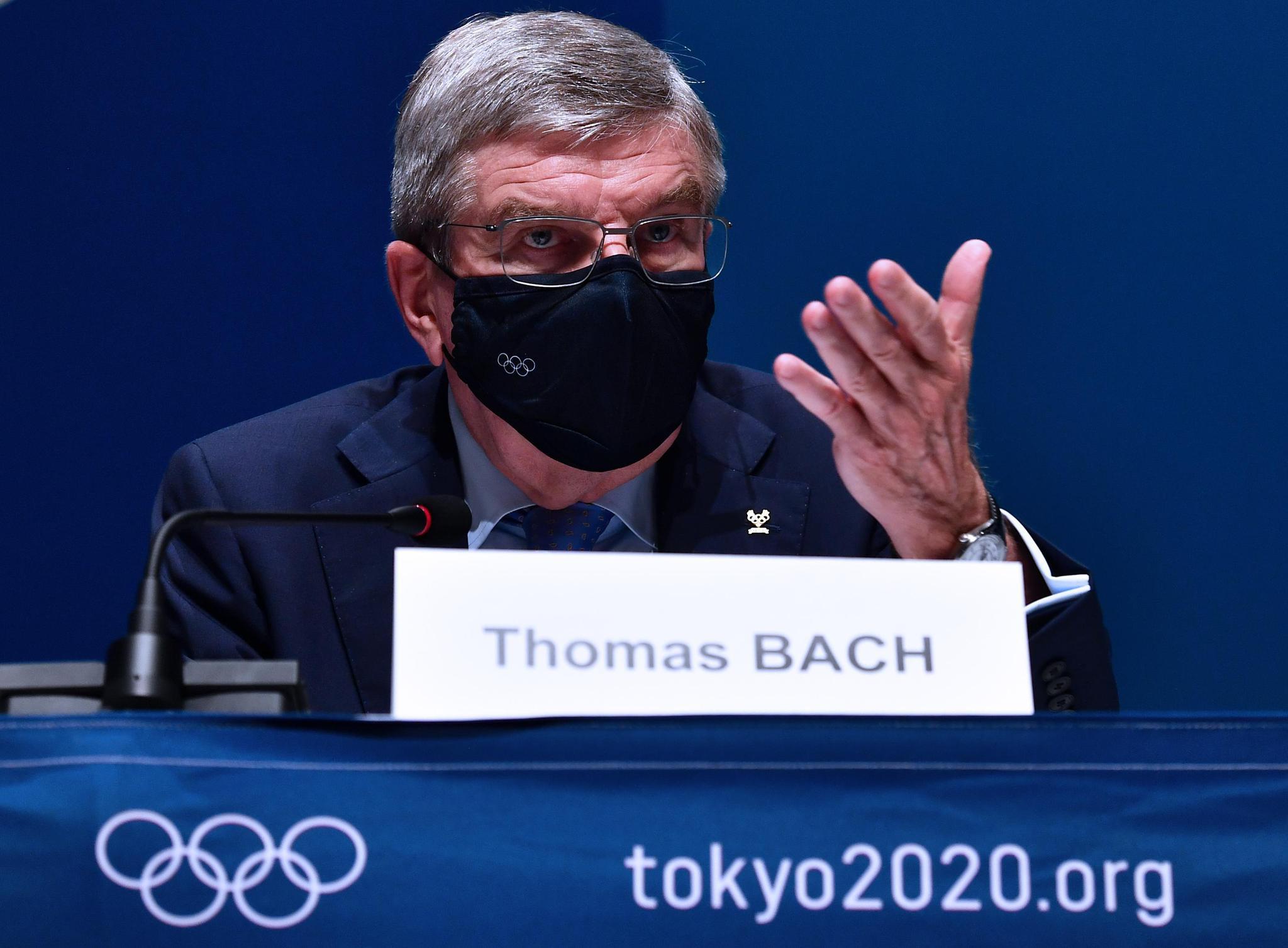 国际奥委会执委会举行新闻发布会插图(4)
