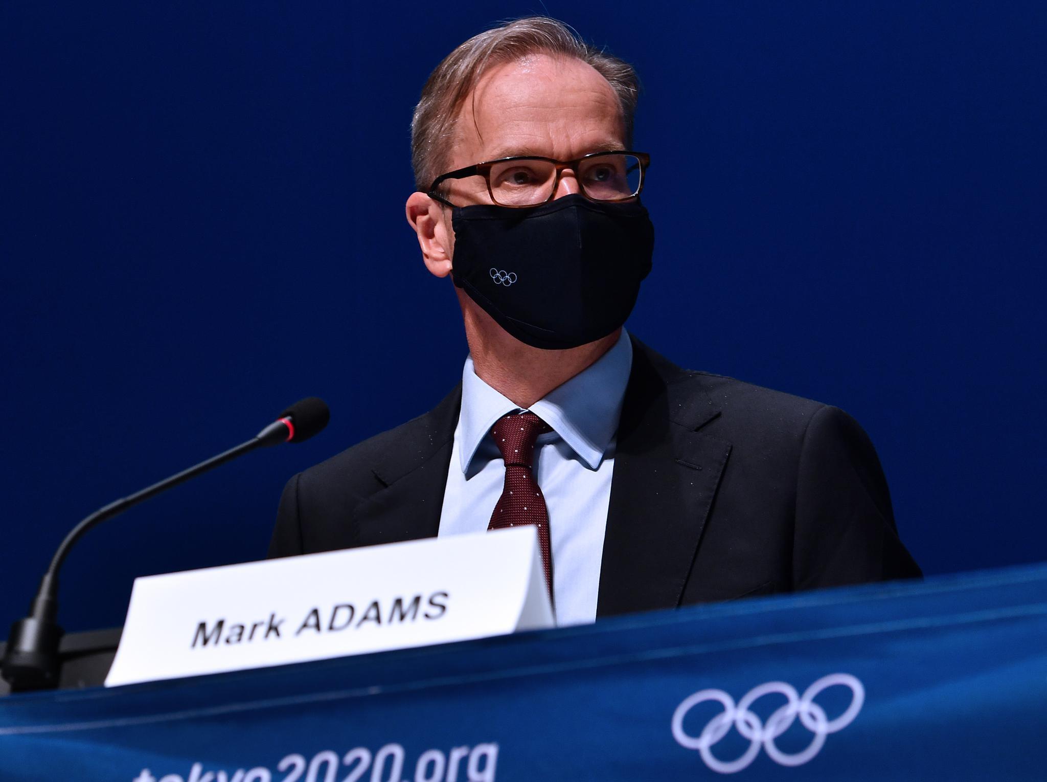 国际奥委会执委会举行新闻发布会插图(2)