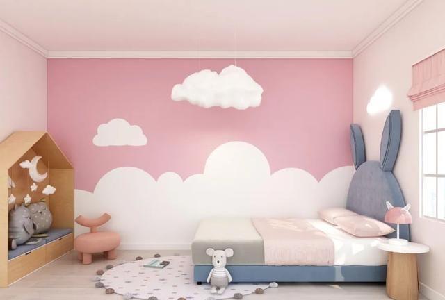 赢咖3注册首页 真心对孩子好,就从儿童房装修开始,给他/她一个更好的成长环境