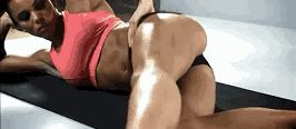 健身训练告诉你,粗腿也可以酿成漫画腿
