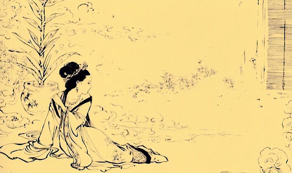 民间故事:妇人去隔壁学手艺,牵出了一桩丑事