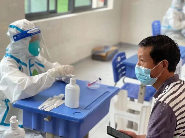 成都高新区新增7个愿检尽检核酸采样点位 将持续至8月10日