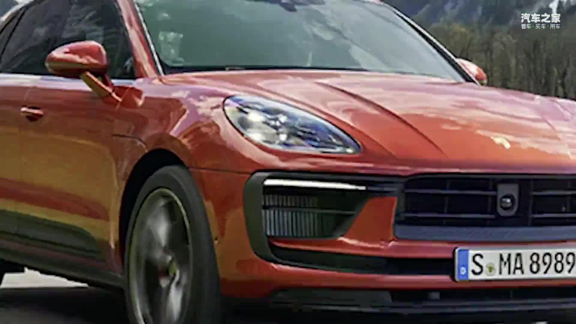 视频:保时捷新款Macan接受预定 8月27日亮相 动力更强