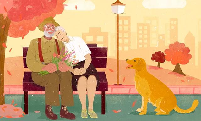 """""""留守""""老夫妻先后""""倒下"""",是谁让他们感受到亲人般的温暖关怀"""
