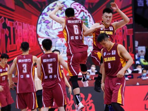 最有可能夺冠的就是他们,可除了广东辽宁之外,浙江也强势上榜!