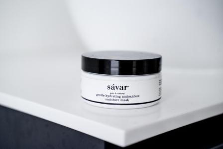 Savar豆腐面膜 夏日护肤必备 赐予肌肤强效滋润