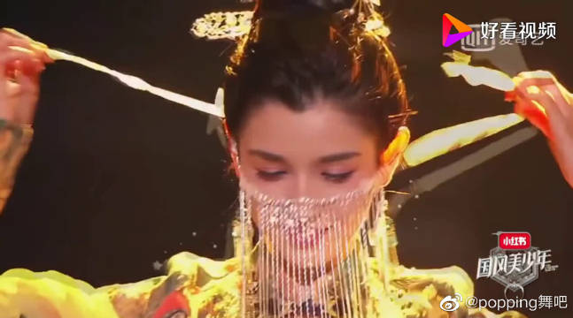 新疆美女哈妮克孜演绎《敦煌一梦》……