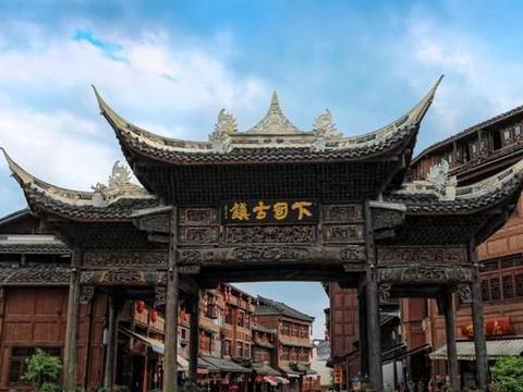 贵州被遗忘的古镇,古韵十足,古迹众多,还被誉为清水江上的明珠