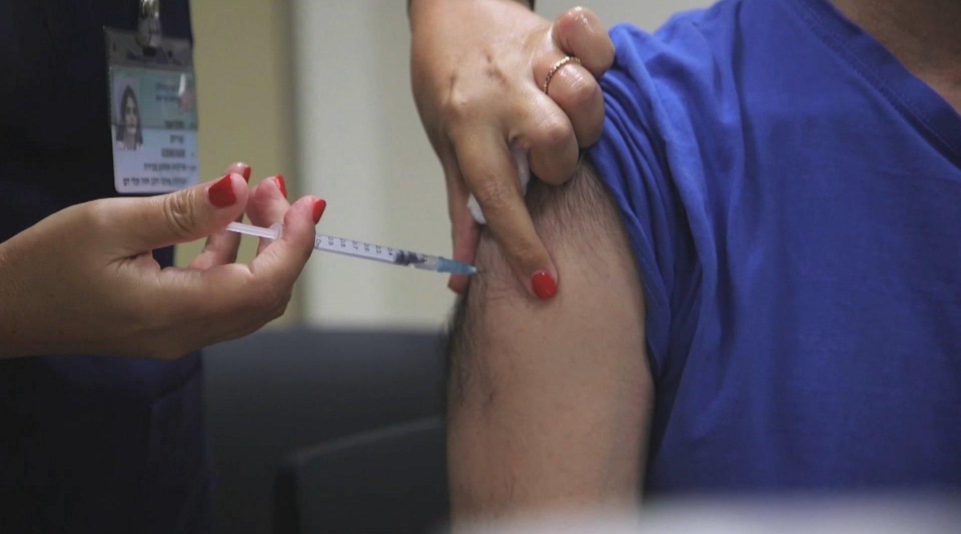 以色列疫情反弹 将为60岁以上民众注射第三剂新冠疫苗加强针