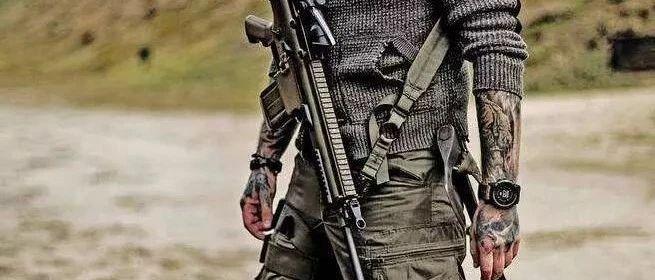 电视里的雇佣兵帅呆了,他们穿的裤子你留意过吗?