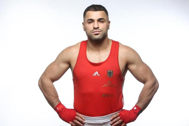 东京奥运会拳击选手巡礼:贾巴尔,来自中东的<a href=