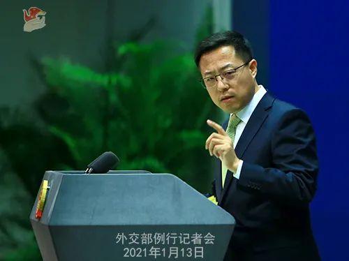 赵立坚去年3月的诘问,今天有了初步答案:美军基地