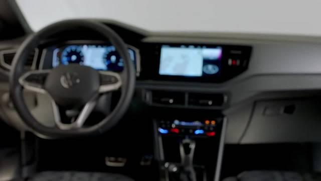 2022新大众TAIGO,数字驾驶舱,信息娱乐系统