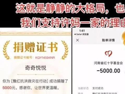 """杜新枝炫耀10万赈灾捐款图,被网友识破""""造假"""",又一次翻车"""