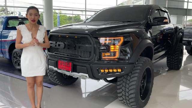 泰国版福特Ranger Double Cab 2.2 XLT Hi-Rider 6MT