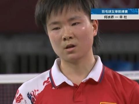 0-2!国羽女单不敌印度一姐无缘铜牌!中国人没能包揽金银铜!