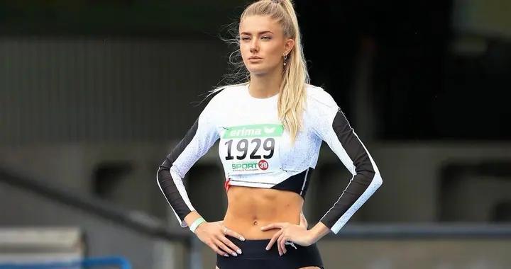 奥运健儿颜值赶超偶像,175cm身材堪比维密,美得让人觉得不真实
