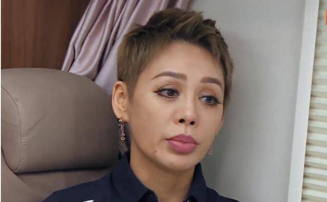 宁静成《中餐厅》新霸总,黄晓明在她面前秒变乖乖员工,太卑微!