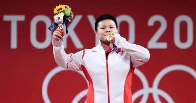 中国队一小时内连夺4金1银!领先美国队8金,稳居奥运会榜单首位