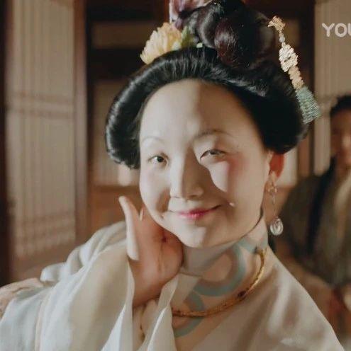 美人计   辣目洋子是照着古代仕女图长的吗?