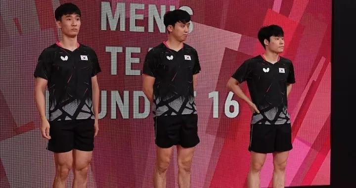 奥运会首个团体四强出炉!韩国3-0横扫巴西,静候国乒争决赛席位