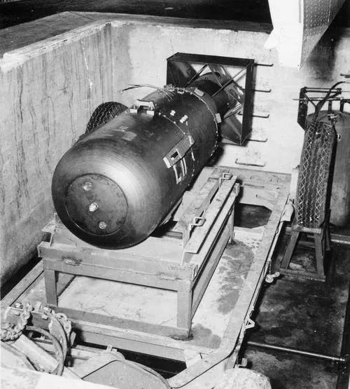 美国二战时为何对日本动用核武器,而不对<a href=
