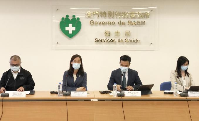 澳门确诊病例与南京疫情有关联,珠海全员检测!