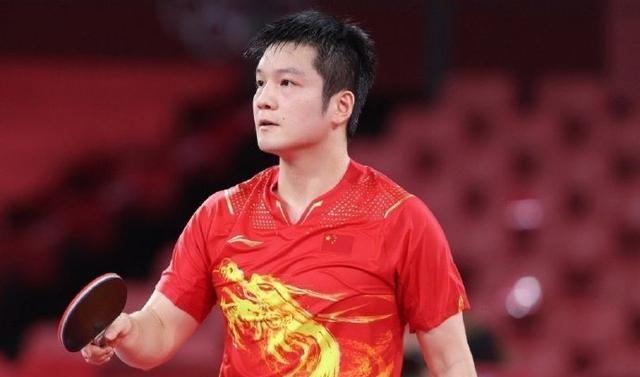 奥运乒乓男团对战韩国队,龙队被扳两局,险些输了