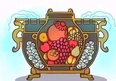古代的夏天有冰镇食品吃吗?