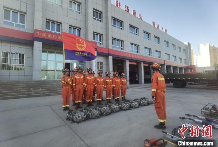 新疆克州阿图什市发生4.8级地震 救援力量已赶往震中区域