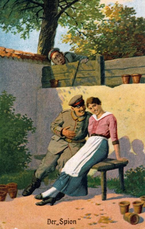 第一次世界大战时的<a href=