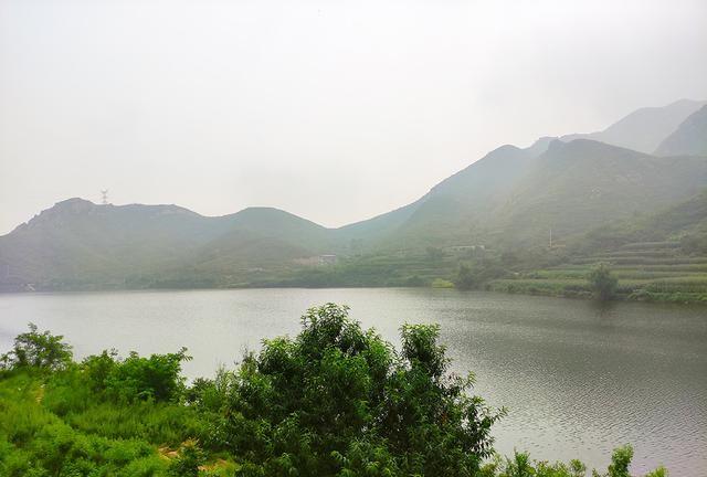 石家庄井陉长峪村,山水田园千年