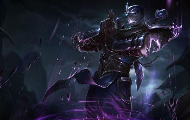 英雄联盟手游:剑圣是个有收割技