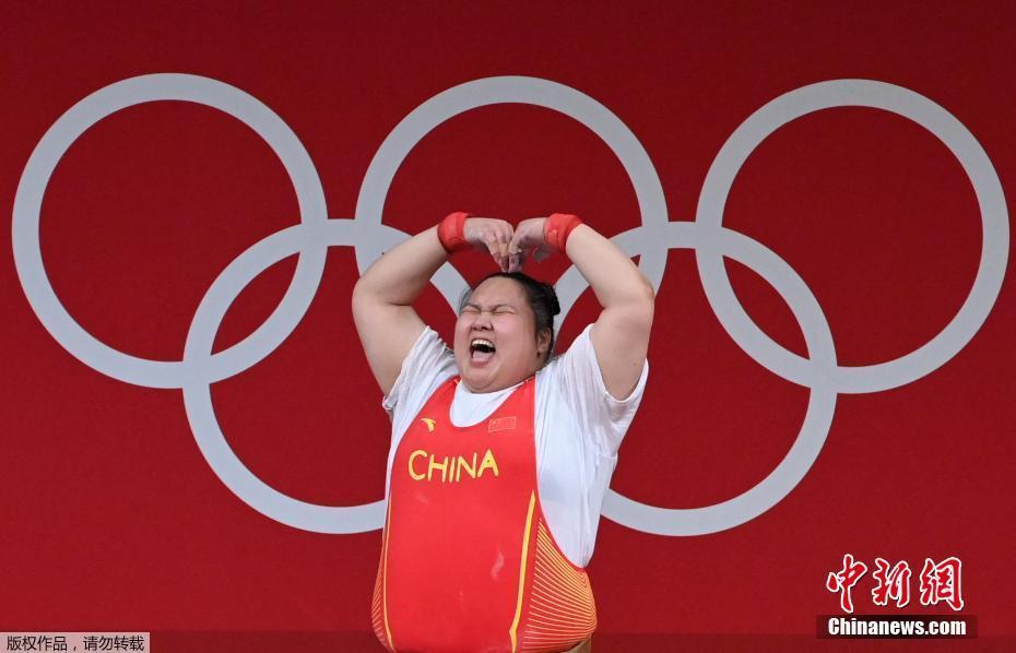 带着爷爷遗愿拿下奥运金牌 李雯雯却说全运冠军更难