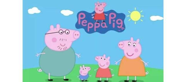 《小猪佩奇》拟人化,佩奇的丸子头好可爱,猪妈妈的颜值名不虚传