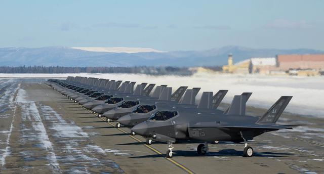 美空军称升级F-35让中国恐惧 专家:战略藐视 战术重视
