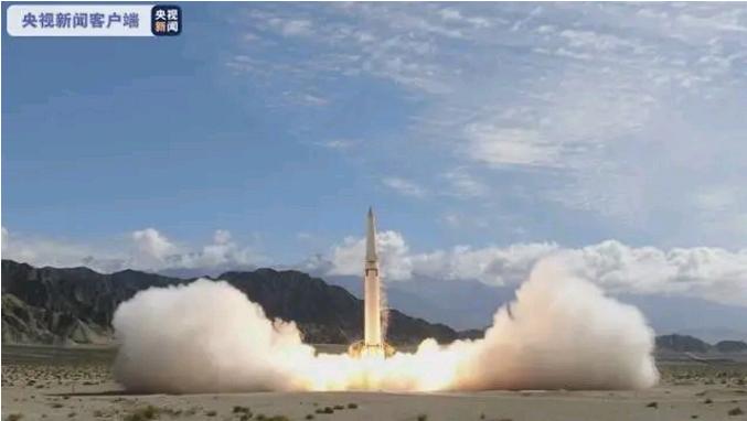全网刷屏的解放军新型导弹是什么?