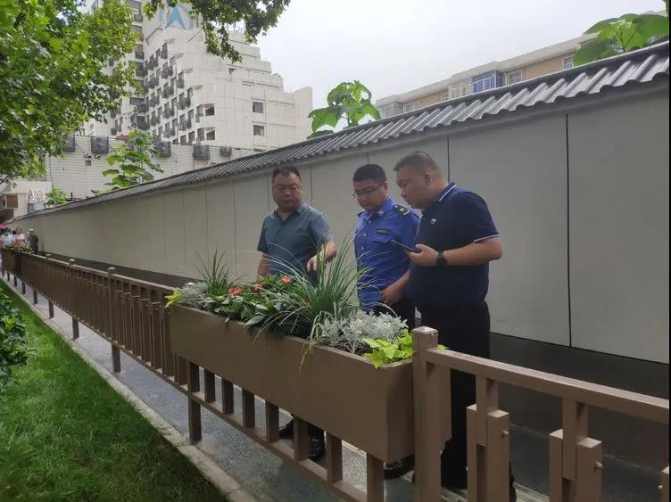 航天基地城管局召开城市绿化养护专项会议